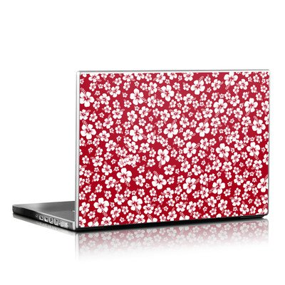 Laptop Skin - Aloha Red
