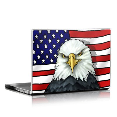 Laptop Skin - American Eagle