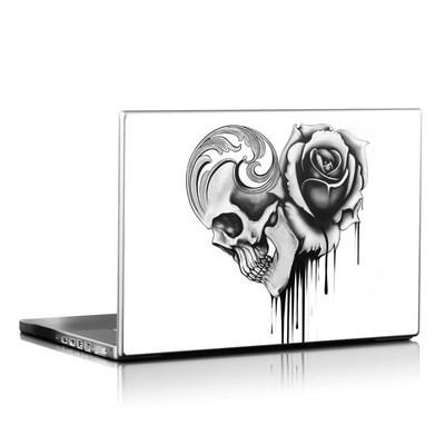 Laptop Skin - Amour Noir