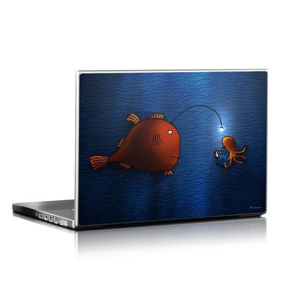 Laptop Skin - Angler Fish