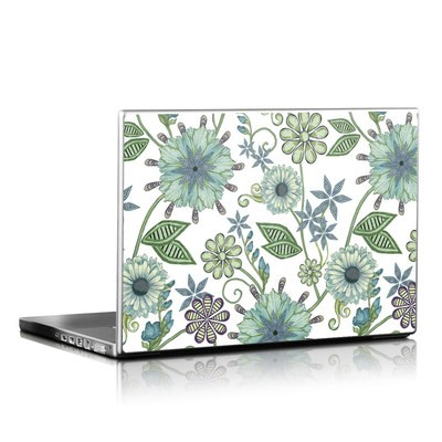 Laptop Skin - Antique Nouveau