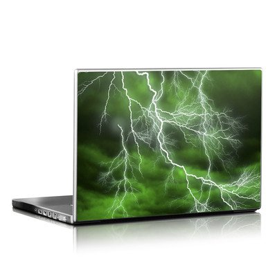 Laptop Skin - Apocalypse Green