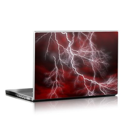 Laptop Skin - Apocalypse Red