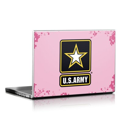 Laptop Skin - Army Pink