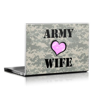 Laptop Skin - Army Wife