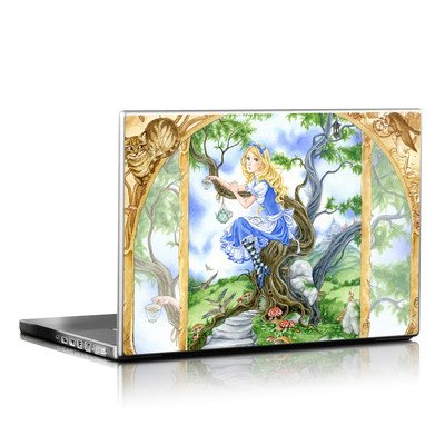 Laptop Skin - Alice's Tea Time