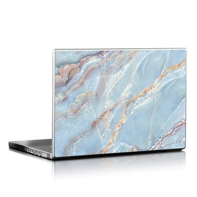 Laptop Skin - Atlantic Marble by Marble Collection