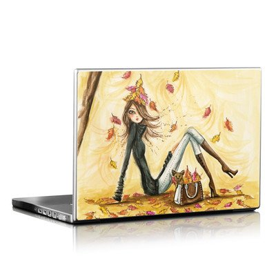 Laptop Skin - Autumn Leaves