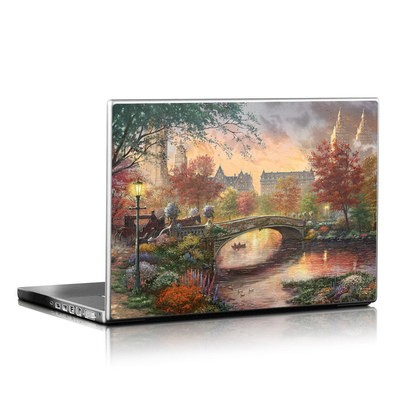 Laptop Skin - Autumn in New York
