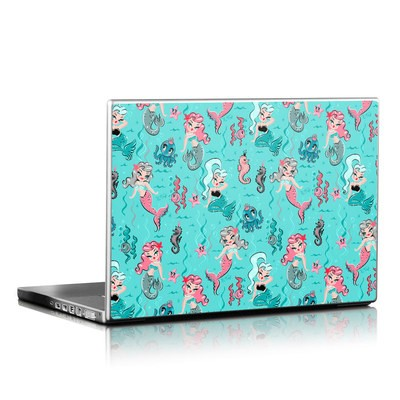 Laptop Skin - Babydoll Mermaids