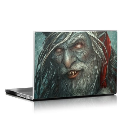 Laptop Skin - Bad Santa