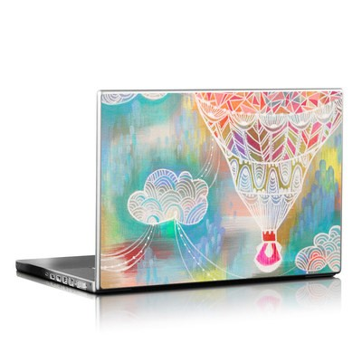 Laptop Skin - Balloon Ride