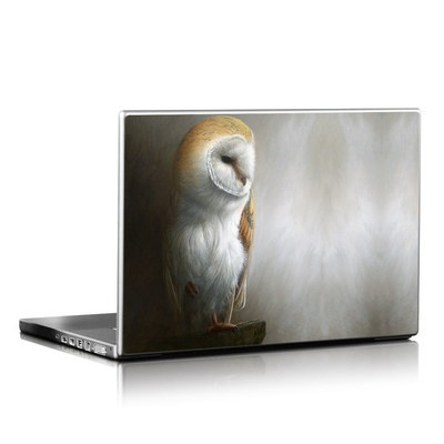 Laptop Skin - Barn Owl