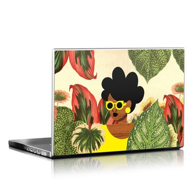 Laptop Skin - Bayou Girl
