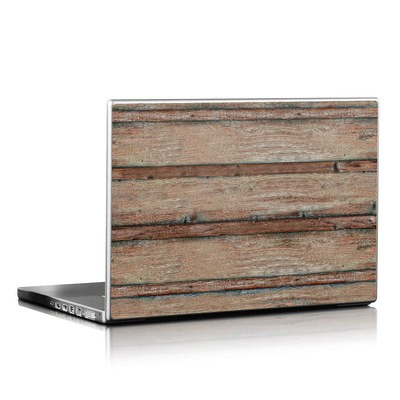 Laptop Skin - Boardwalk Wood