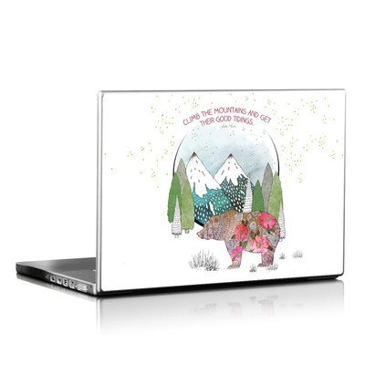 Laptop Skin - Bear Mountain