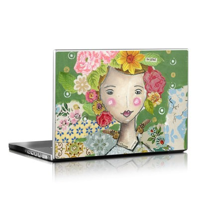 Laptop Skin - Be Glad