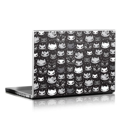 Laptop Skin - Billy Cats
