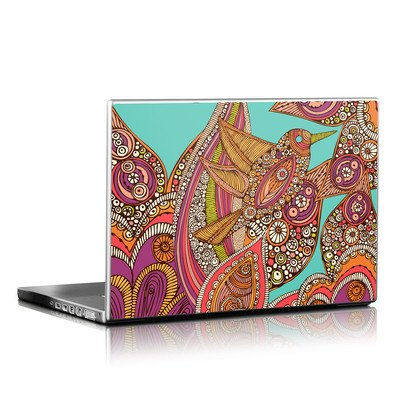 Laptop Skin - Bird In Paradise