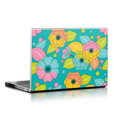 Laptop Skin - Blossoms