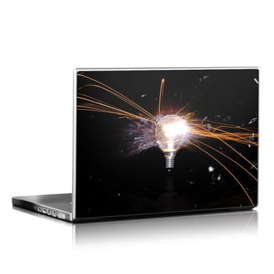 Laptop Skin - Blown Bulb