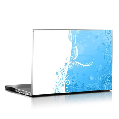 Laptop Skin - Blue Crush