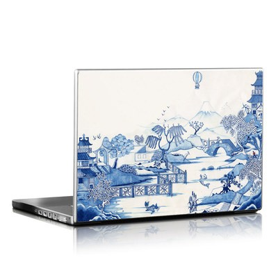 Laptop Skin - Blue Willow