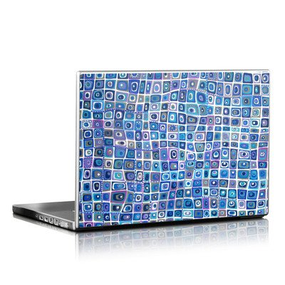 Laptop Skin - Blue Monday