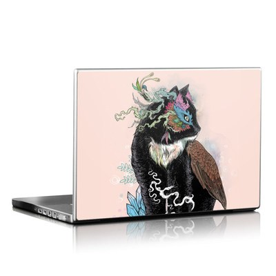 Laptop Skin - Black Magic