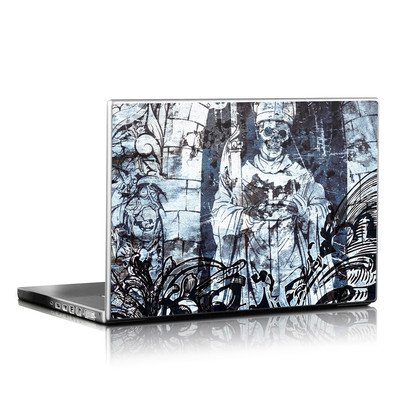 Laptop Skin - Black Mass