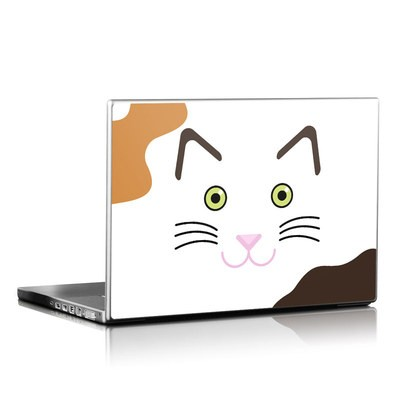 Laptop Skin - Bandit the Cat