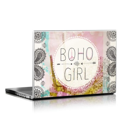 Laptop Skin - Boho Girl