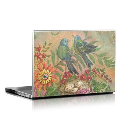 Laptop Skin - Splendid Botanical