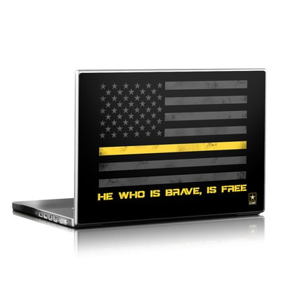 Laptop Skin - Brave is Free