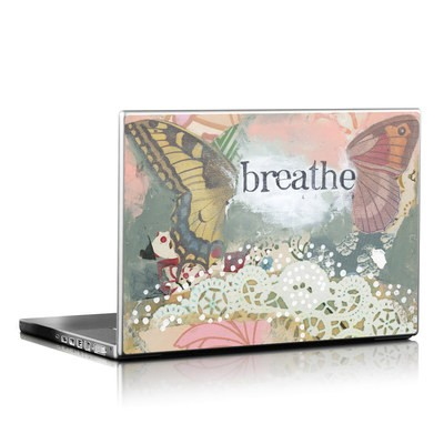 Laptop Skin - Breathe