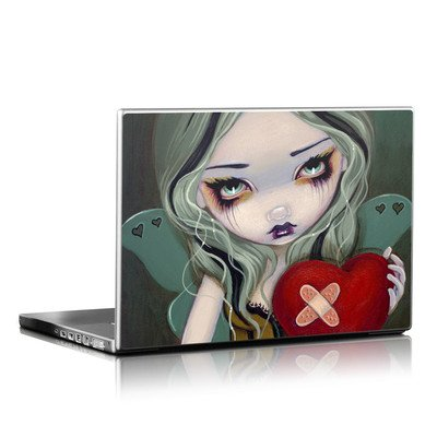Laptop Skin - Broken Heart