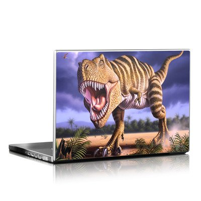 Laptop Skin - Brown Rex