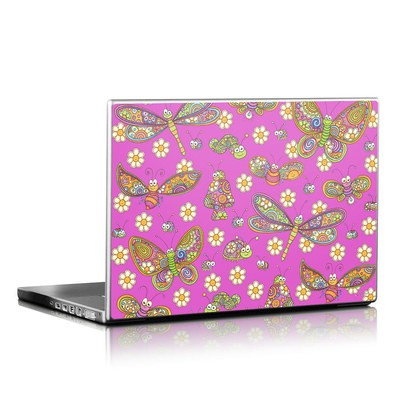 Laptop Skin - Buggy Sunbrights