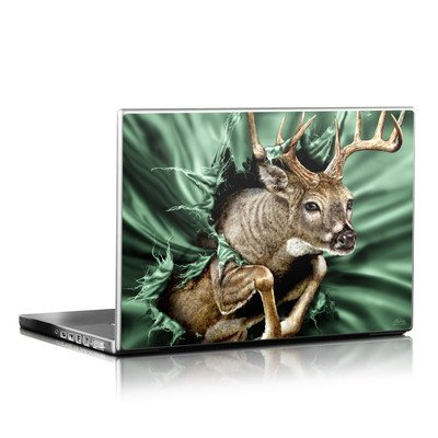Laptop Skin - Break Through Deer
