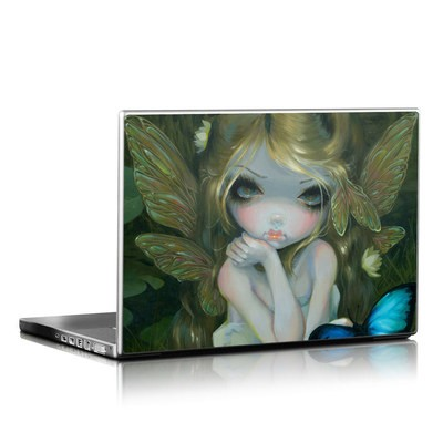Laptop Skin - Butterfly Lily