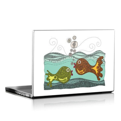 Laptop Skin - Bubble Buddies