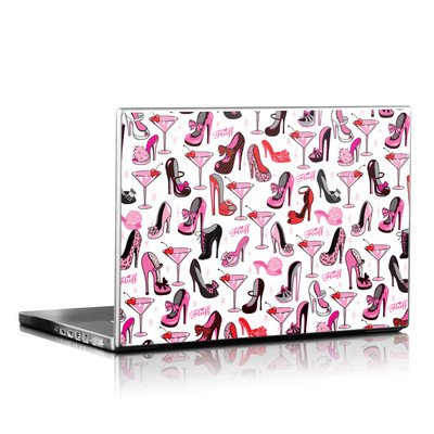 Laptop Skin - Burly Q Shoes
