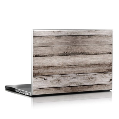 Laptop Skin - Barn Wood