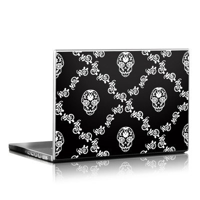 Laptop Skin - Calavera Lattice