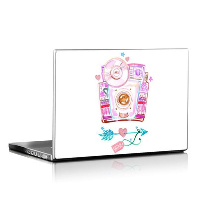 Laptop Skin - Camera Shine