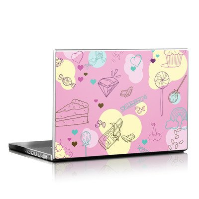 Laptop Skin - Pink Candy