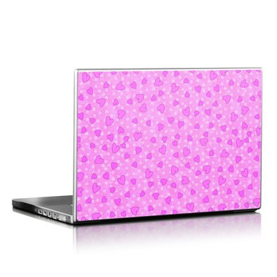 Laptop Skin - Candy Hearts