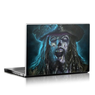 Laptop Skin - Captain Grimbeard