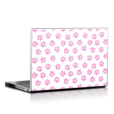 Laptop Skin - Cat Paws