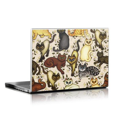 Laptop Skin - Cats